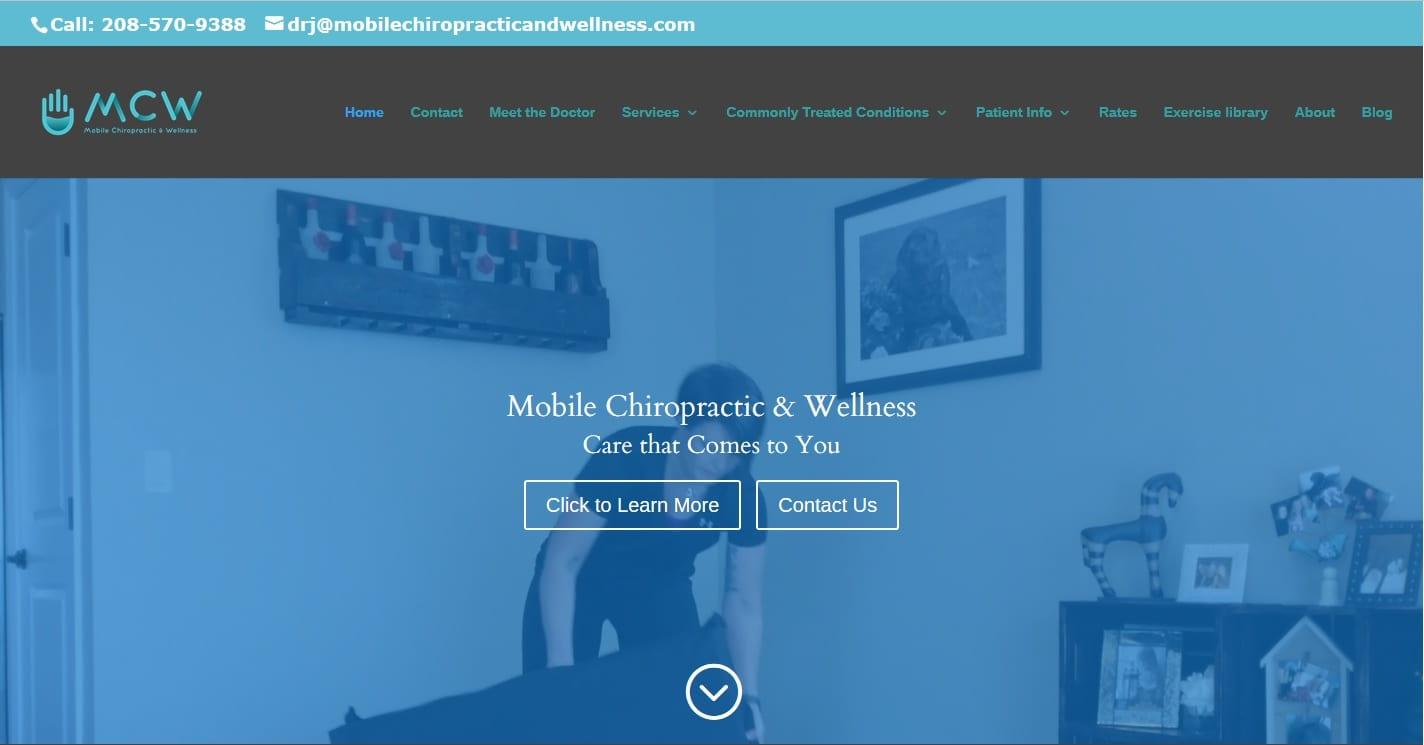 web site design Boise idaho